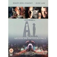 A.I. Artificial Intelligence (2 Discs)