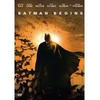 Batman Begins (1 Disc)