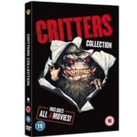 The Critters Collection (1-4)