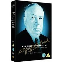 Alfred Hitchcock - Master Of Suspense - The Signature Collection