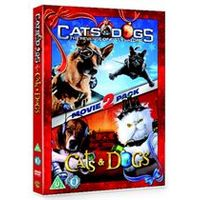 Cats And Dogs / Cats And Dogs 2 - The Revenge Of Kitty Galore