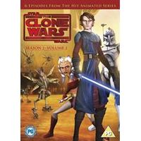 Star Wars Clone Wars - Season 2 Vol.2