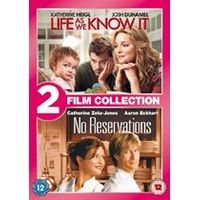 Life as We Know It/No Reservations (Double Pack)