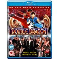 Double Dragon [Blu-ray]