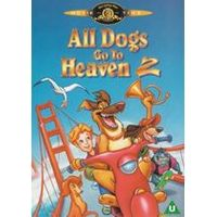All Dogs Go To Heaven 2 (Animated)