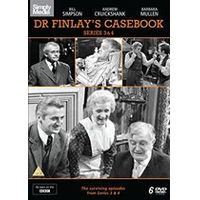 Dr Finlays Casebook Series 3 & 4