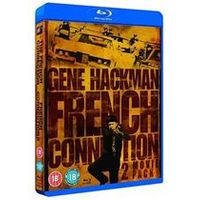 French Connection / French Connection 2 (Blu-Ray)