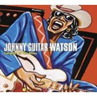 Johnny Guitar Watson - Gangster of the Blues (Music CD)