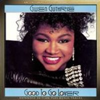 Gwen Guthrie - Good to Go Lover (Music CD)