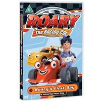 Roary The Racing Car - Roarys First Day