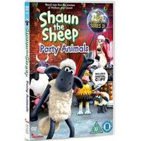 Shaun the Sheep Party Animals