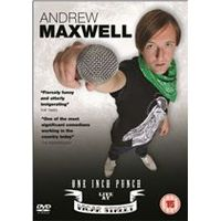 Andrew Maxwell: One Inch Punch - Live at Vicar Street