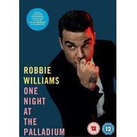 Robbie Williams One Night at the Palladium