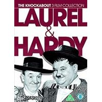 Laurel & Hardy: The Knockabout 3 Film Collection