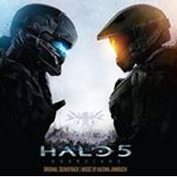 Kazuma Jinnouchi - Halo 5 (Guardians [Original Game Soundtrack]/Original Soundtrack/Original Video Game Soundtrack) (Music CD)