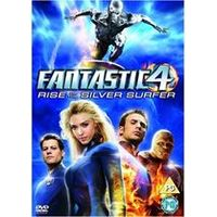 Fantastic Four - Rise Of The Silver Surfer (1 Disc Edition)