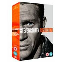 Steve Mcqueen Collection - The Great Escape / The Magnificent Seven / The Thomas Crown Affair / The Sand Pebbles