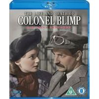 The Life and Death of Colonel Blimp (Blu-Ray)