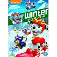 Paw Patrol: Winter Rescue [DVD] [2014]