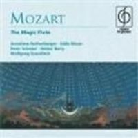Wolfgang Amadeus Mozart - The Magic Flute (Sawallisch, Rothenberger, Moser, Schreier) (Music CD)