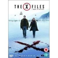 X Files I Want To Believe with art cards