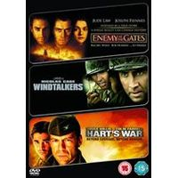 Enemy At The Gates / Windtalkers / Harts War