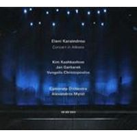 Concert in Athens (Music CD)