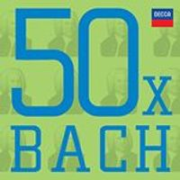 50 x Bach (Music CD)