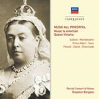Music To Entertain Queen Victoria (Music CD)