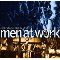Men At Work - Contraband - Best Of Men At Work (Music CD)