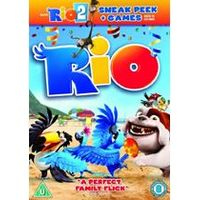 Rio (With Rio 2 Sneak Peek)