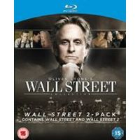 Wall Street 1 And 2 (Blu-Ray)