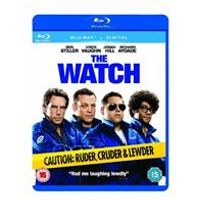 The Watch (Blu-Ray + Digital Copy)