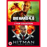 Hitman / Die Hard 4.0 Double Pack