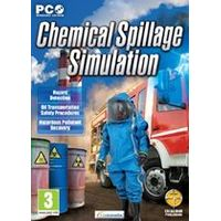 Chemical Spillage Simulator (PC DVD)