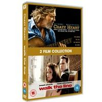 Crazy Heart / Walk the Line (Double Pack)