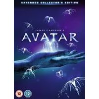 James Camerons Avatar: Extended Collectors Edition (3 Discs)