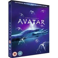 James Camerons Avatar: Extended Collectors Edition (3 Discs) (Blu-ray)
