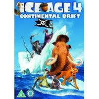 Ice Age 4: Continental Drift (DVD)