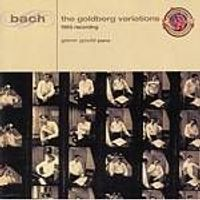 Johann Sebastian Bach - Goldberg Variations 1955 (Gould) (Music CD)