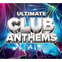 Various Artists - Ultimate Club Anthems [Universal Music TV] (Music CD)