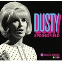 Dusty Springfield - Five Classic Albums (Music CD)