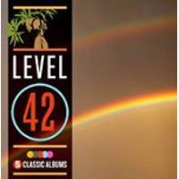 Level 42 - Five Classic Albums (Music CD)