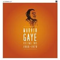 Marvin Gaye - Volume Two (1966-1970) (Music CD)