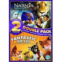 Chronicles Of Narnia: The Voyage of the Dawn Treader / Fantastic Mr Fox Double Pack