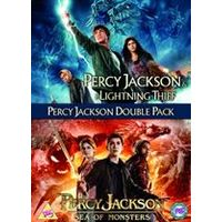 Percy Jackson and the Lightning Thief / Percy Jackson: Sea of Monsters Double Pack