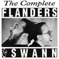 Flanders & Swann - Complete Flanders And Swann, The (Music CD)