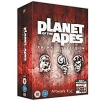 Planet Of The Apes - Primal Collection (Eight Films Box Set)