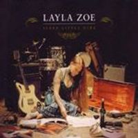 Layla Zoe - Sleep Little Girl (Music CD)
