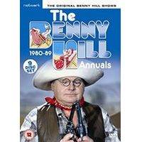 Benny Hill Annuals 1980-1989